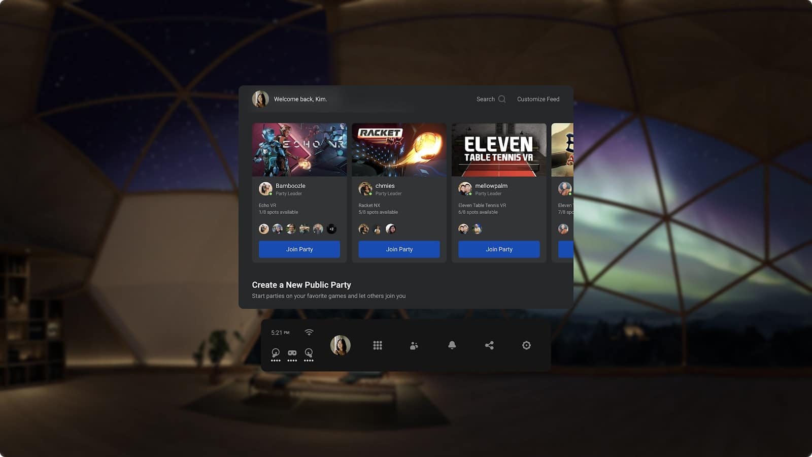 Oculus vi permette di giocare più facilmente con gli amici in VR thumbnail