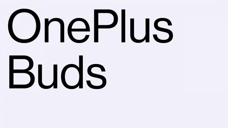 OnePlus Buds cuffie wireless