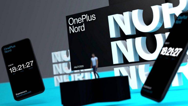OnePlus Nord fotocamera