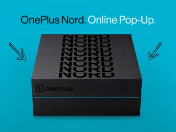 OnePlus Nord Pop-up copertina