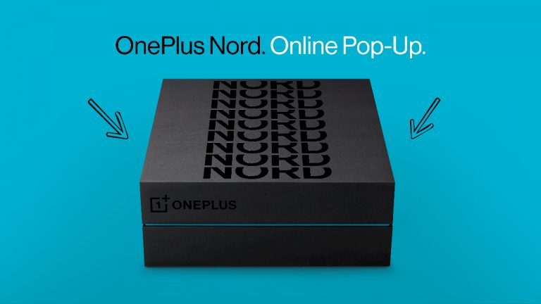 OnePlus Nord Pop-up copertina