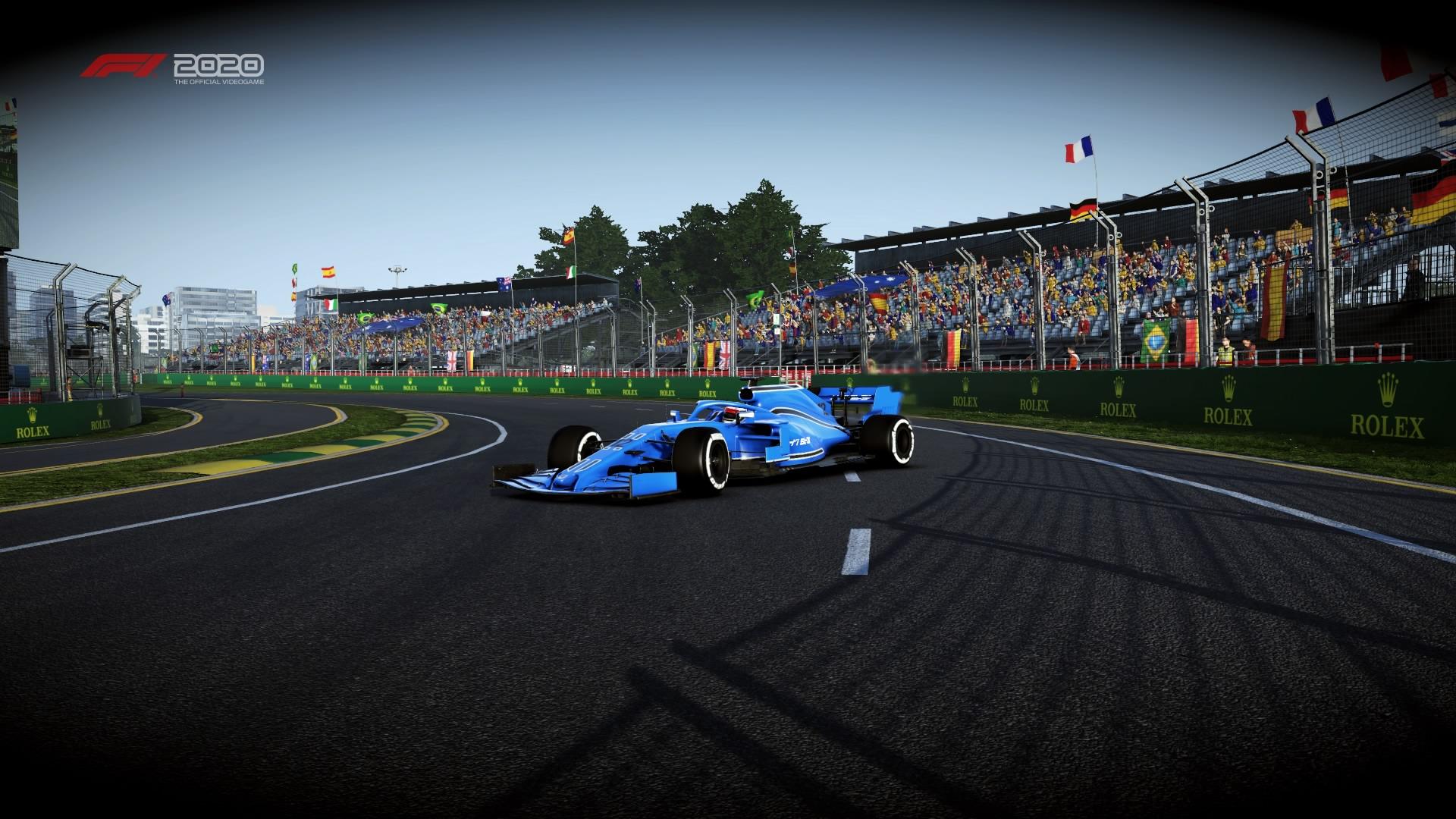 F1® 2020 Tech Princess Racing in Australia