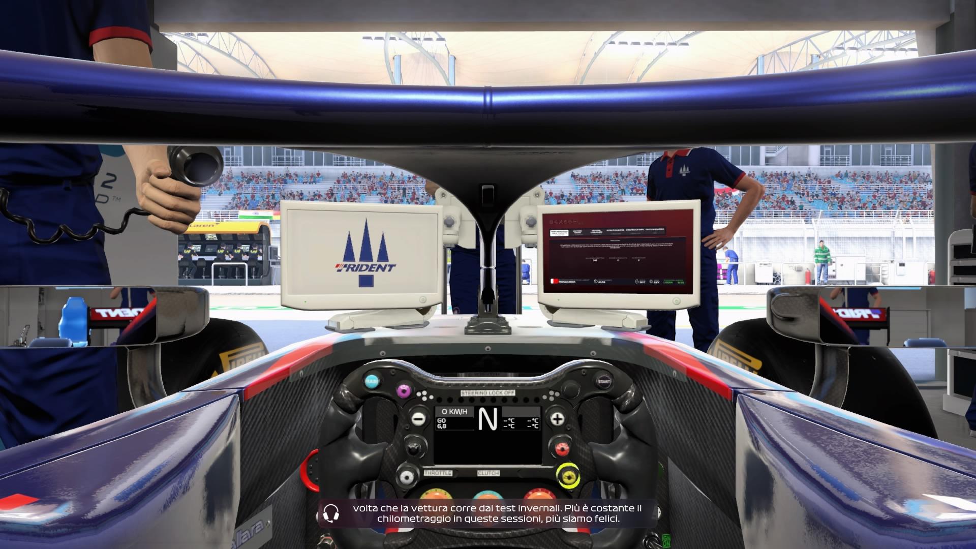 F1® 2020 in F2