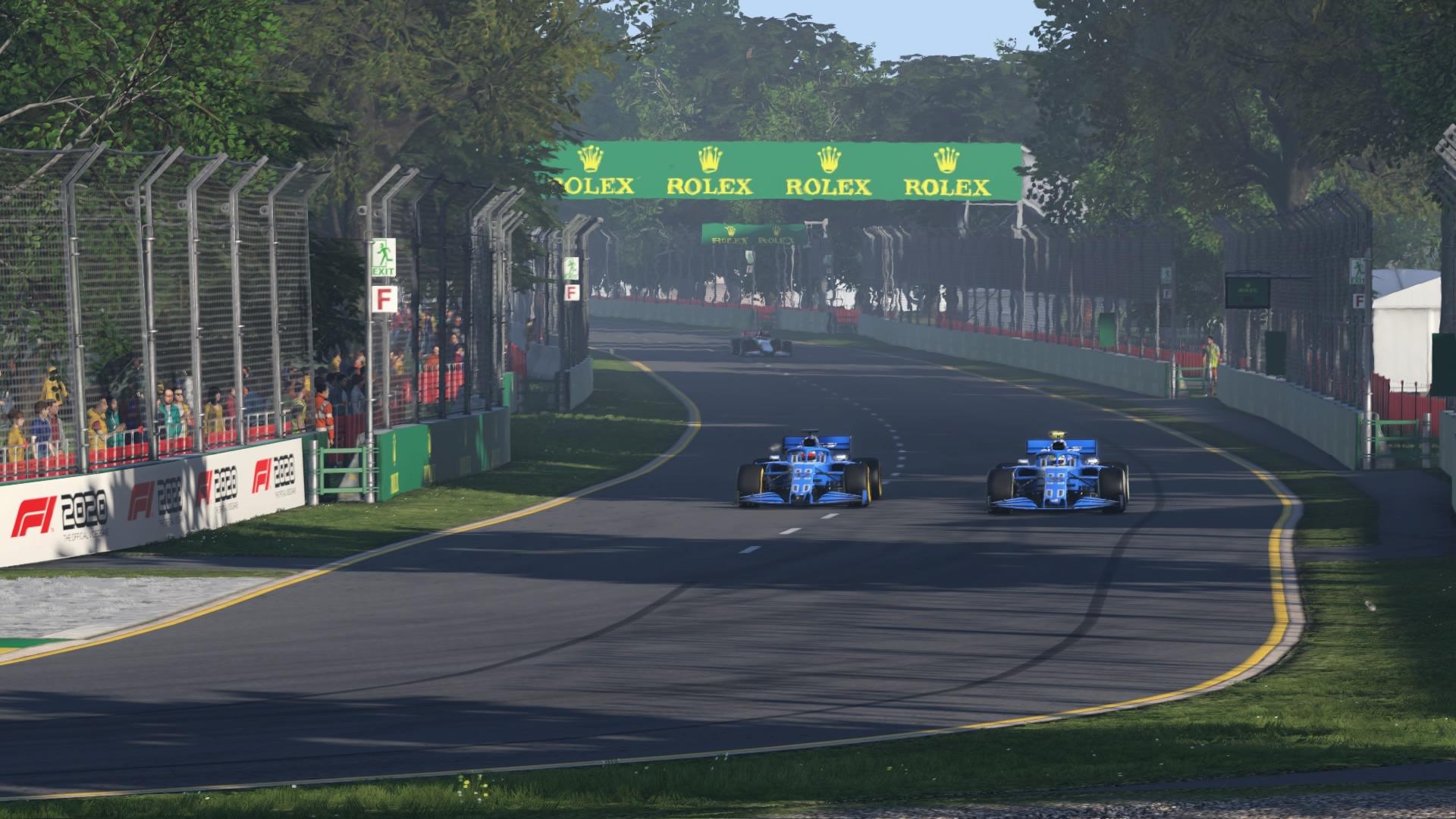F1 2020 Tech Princess Racing presentazione