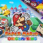 Paper mario the origami king nuovo trailer