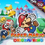 Paper Mario The Origami King video