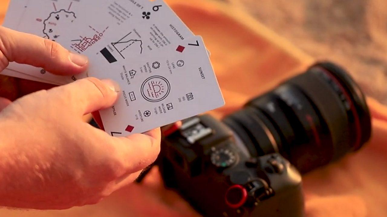 Photography Deck: un mazzo di carte per imparare a fotografare thumbnail