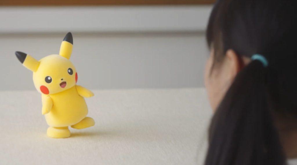 Pikachu diventa un home robot con cui interagire in casa thumbnail
