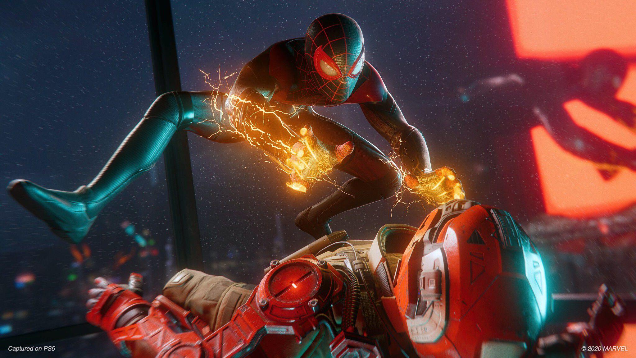 PlayStation 5, ecco il design della copertina di Spider-Man: Miles Morales thumbnail