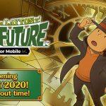 Professor Layton e il Futuro Perduto Mobile