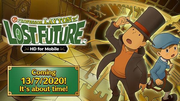 Professor Layton e il Futuro Perduto sta per arrivare su iOS e Android thumbnail