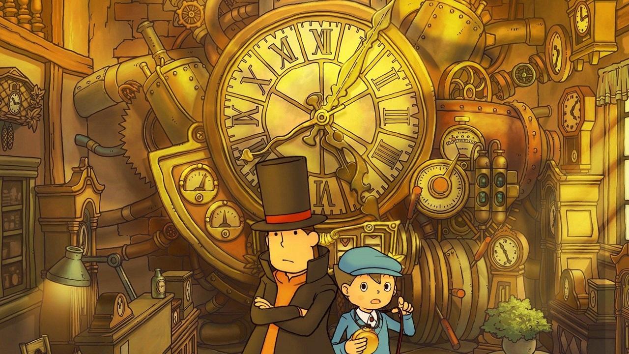 Professor Layton e il Futuro Perduto HD si mostra in un nuovo trailer thumbnail