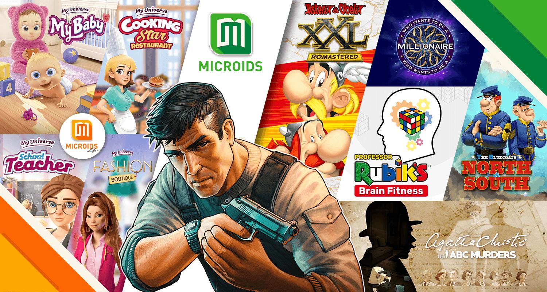 Ecco la lista di tutti i titoli del Q4 di Microids thumbnail