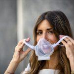 Respira mascherina