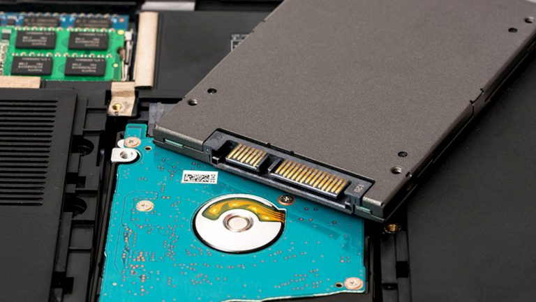 SSD disco rigido copertina