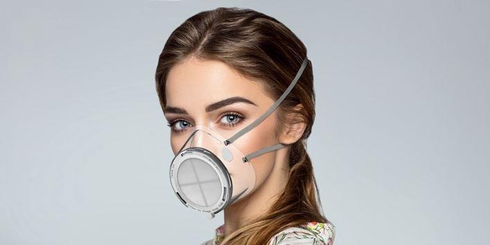 Safe Breath: la mascherina dal filtro intercambiabile di Terenzi thumbnail