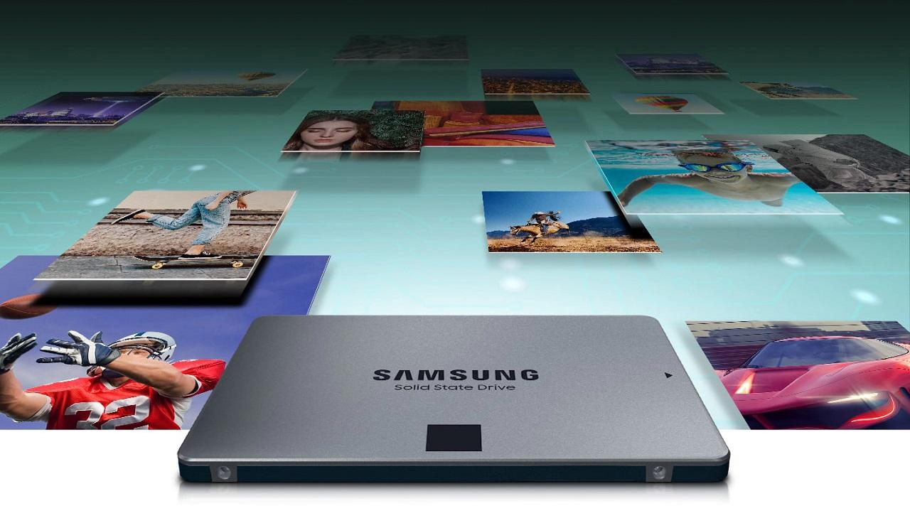 Samsung presenta i nuovi drive SSD con capacità di archiviazione fino a 8 terabyte thumbnail