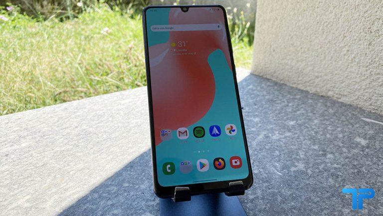 Samsung Galaxy A31 recensione