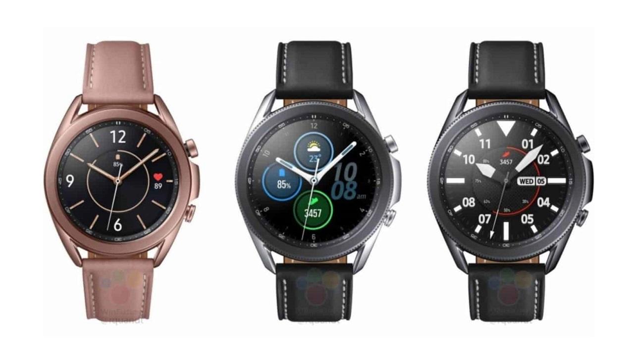 Samsung Galaxy Watch 3: specifiche svelate a pochi giorni dal debutto thumbnail