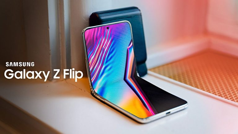 Samsung Galaxy Z Flip 5G immagini