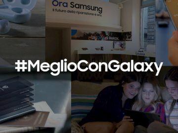 Samsung Meglio con Galaxy copertina