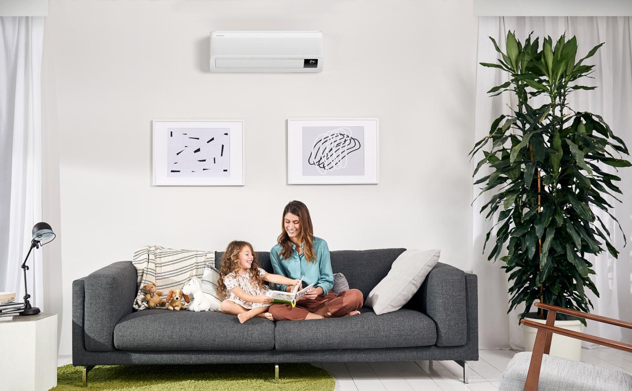 Samsung Wind-Free è il condizionatore approvato da FattoreMamma thumbnail