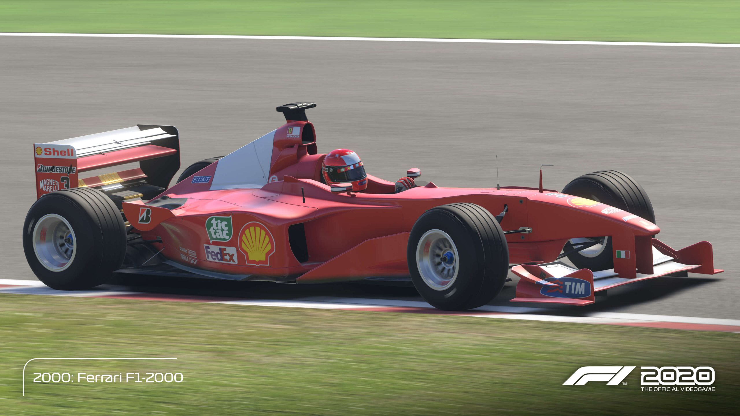 La Deluxe Schumacher Edition di F1 2020 è ora disponibile thumbnail