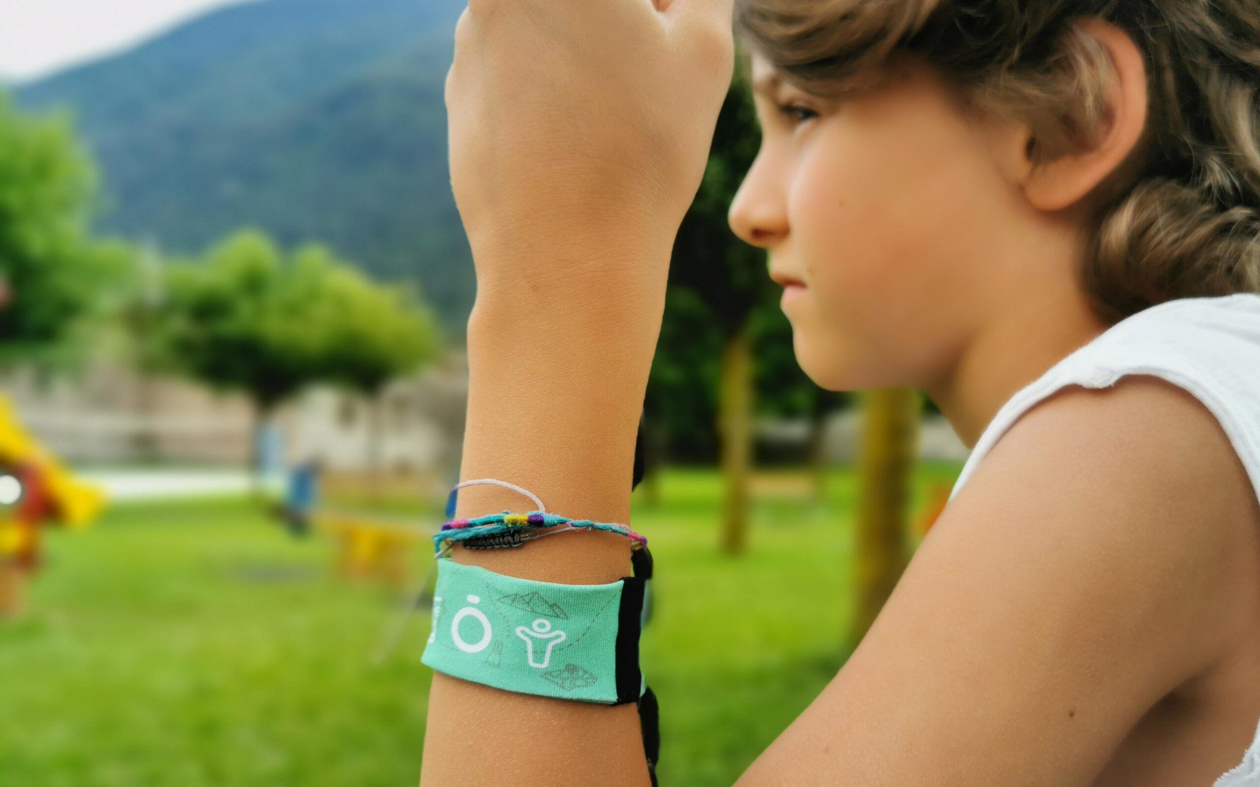 Semiperdo versione Traveller è il prodotto ideale per proteggere i bambini in vacanza thumbnail