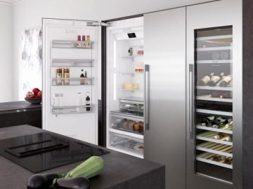 Siemens_ frigoriferi e cantine A-Cool
