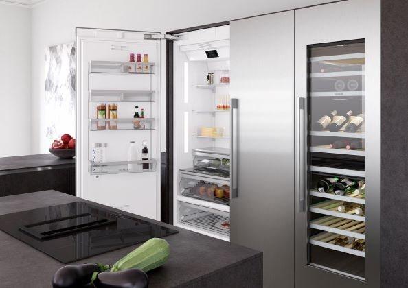 Arriva il freddo, con i frigoriferi e cantinette A-Cool di Siemens thumbnail