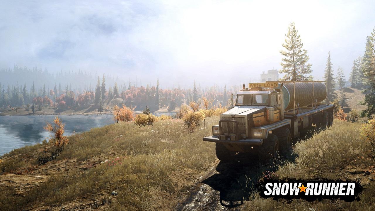 In arrivo la prima espansione di SnowRunner, Search e Recover thumbnail