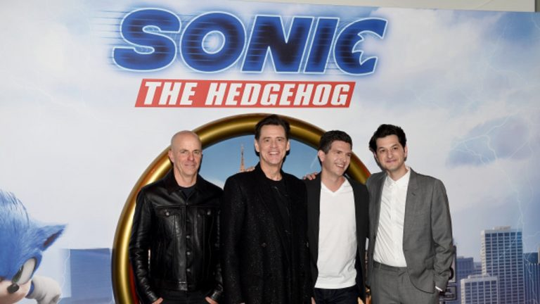 sonic the hedgehog 2 film