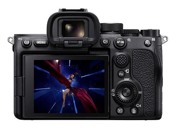 Sony A7S III sensore
