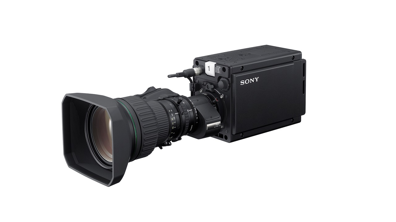 Sony presenta la nuova system camera POV HDC-P31 thumbnail