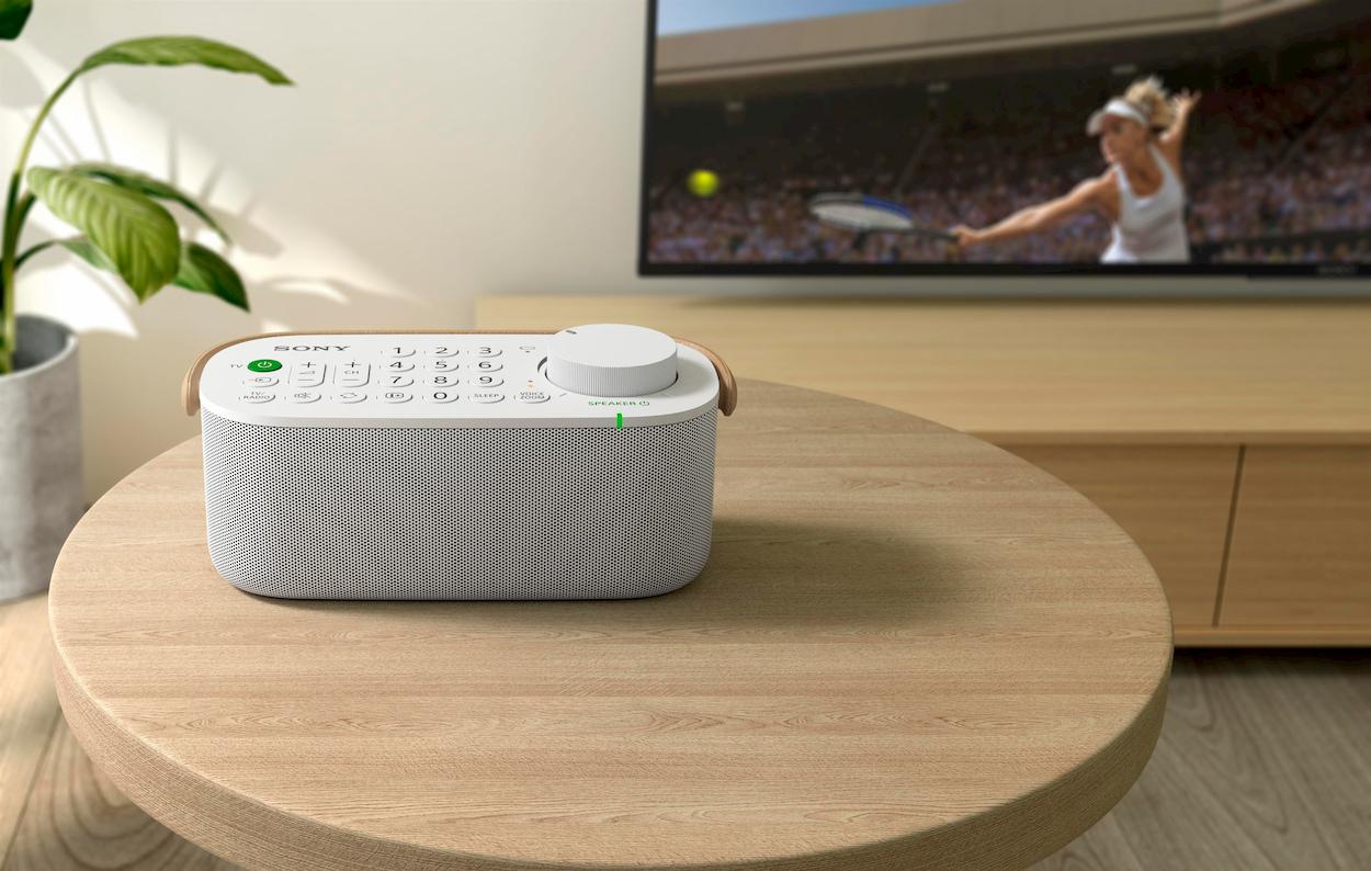 Questo speaker porta l'audio della tua TV in qualunque punto della casa thumbnail