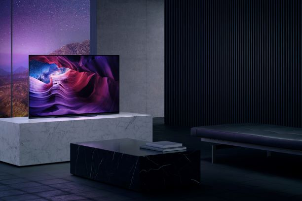 Sony TV OLED 4K HDR A9