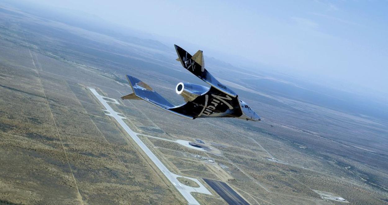 Ecco quando Virgin Galactic rivelerà la cabina di SpaceShipTwo thumbnail