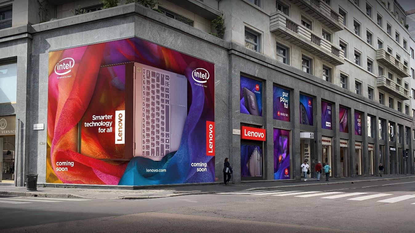 A settembre arriva il nuovo concept store di Lenovo thumbnail