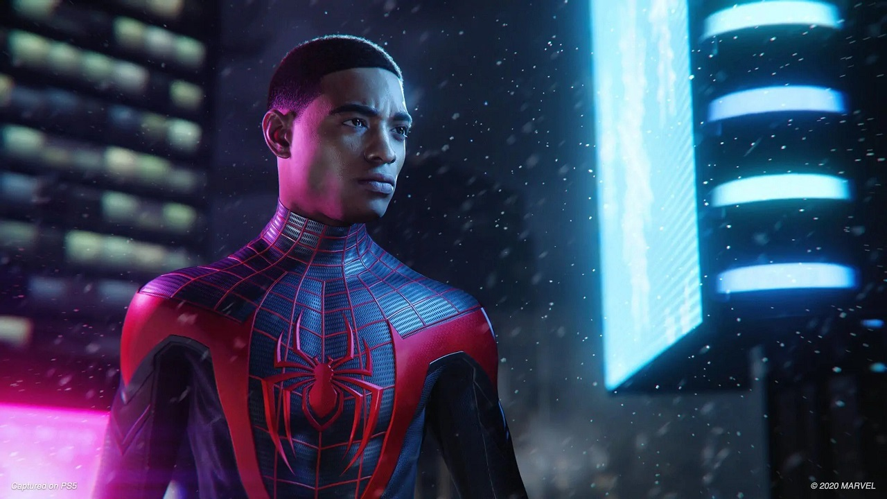 Spider-Man: Miles Morales avrà il supporto al 4K a 60 fps thumbnail