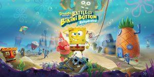 SpongeBob al salvataggio di Bikini Bottom (di nuovo!) SpongeBob e i suoi amici ritornano in questo fantastico remake del classico videogioco platform