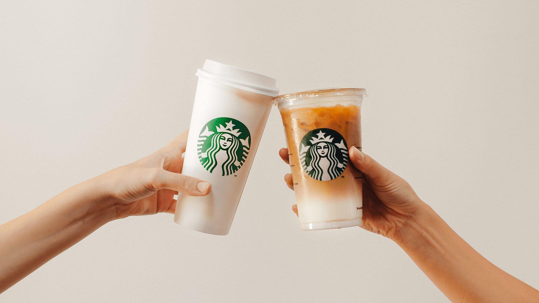 Deliveroo annuncia l'esclusiva collaborazione con Starbucks thumbnail