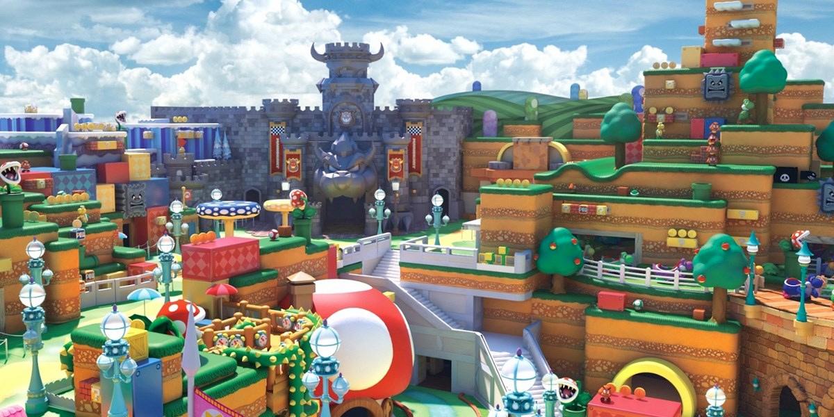 Il parco giochi di Nintendo è stato rimandato indefinitamente thumbnail