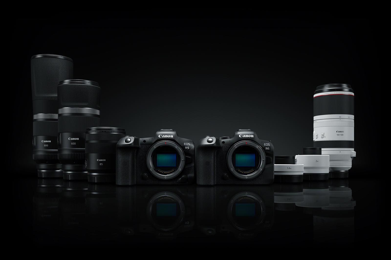 In arrivo da Canon quattro nuovi obiettivi RF thumbnail