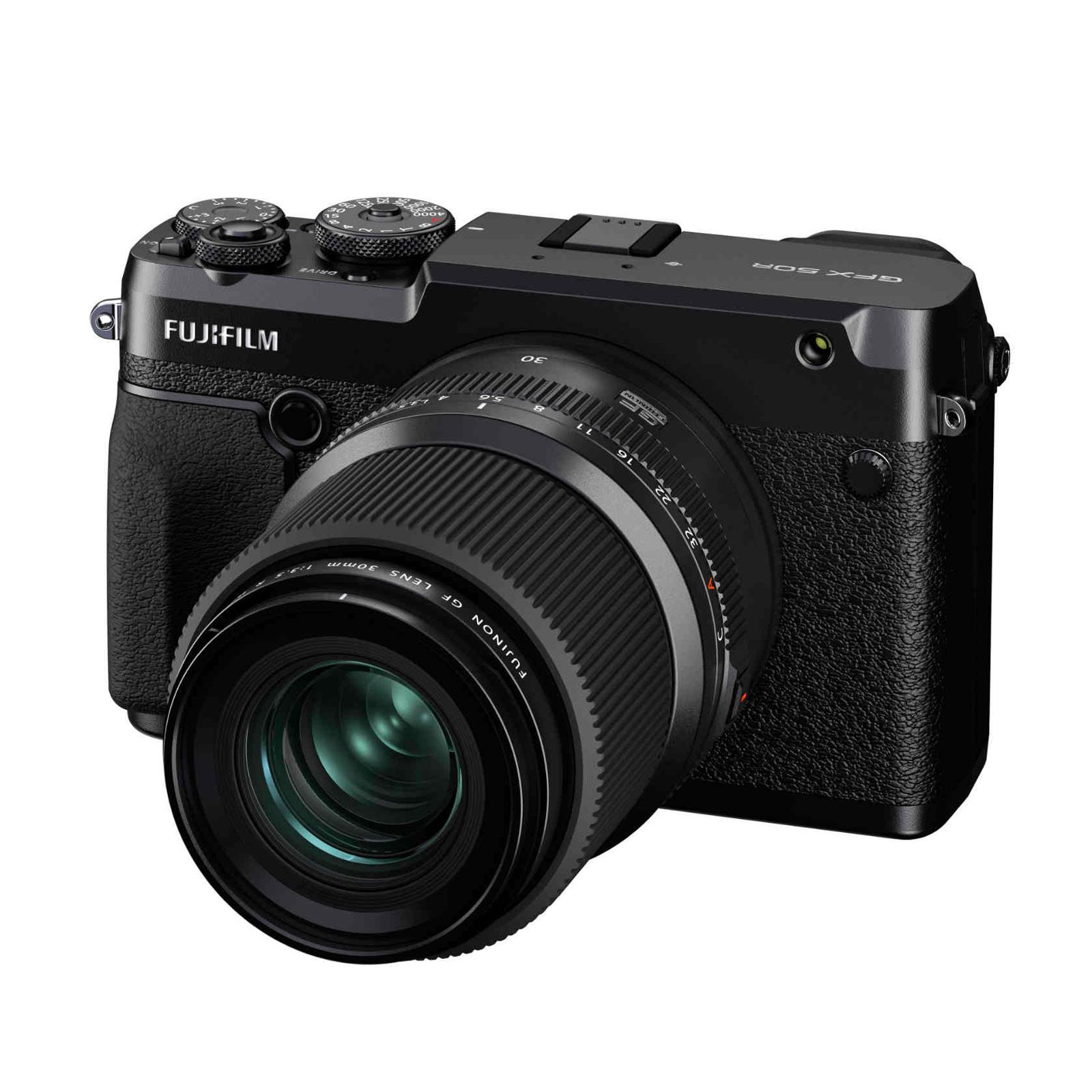 Fujinon GF30mm f/3,5 R WR: Fujifilm presenta un nuovo grandangolare per il medio formato thumbnail
