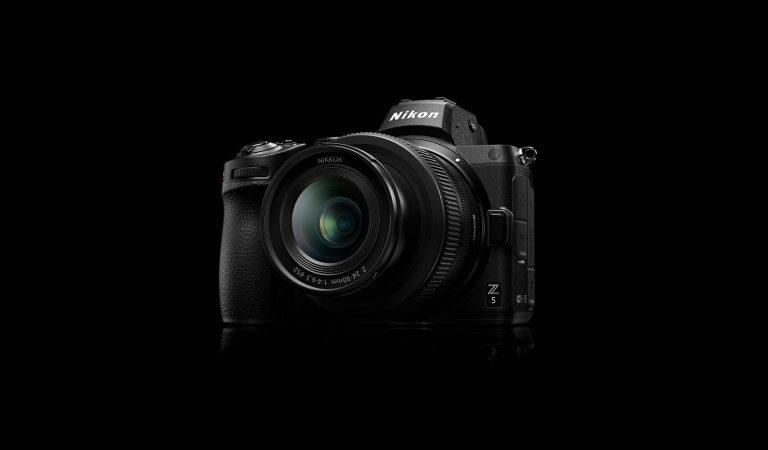 Nikon Z5: presentata la nuova mirrorless full frame