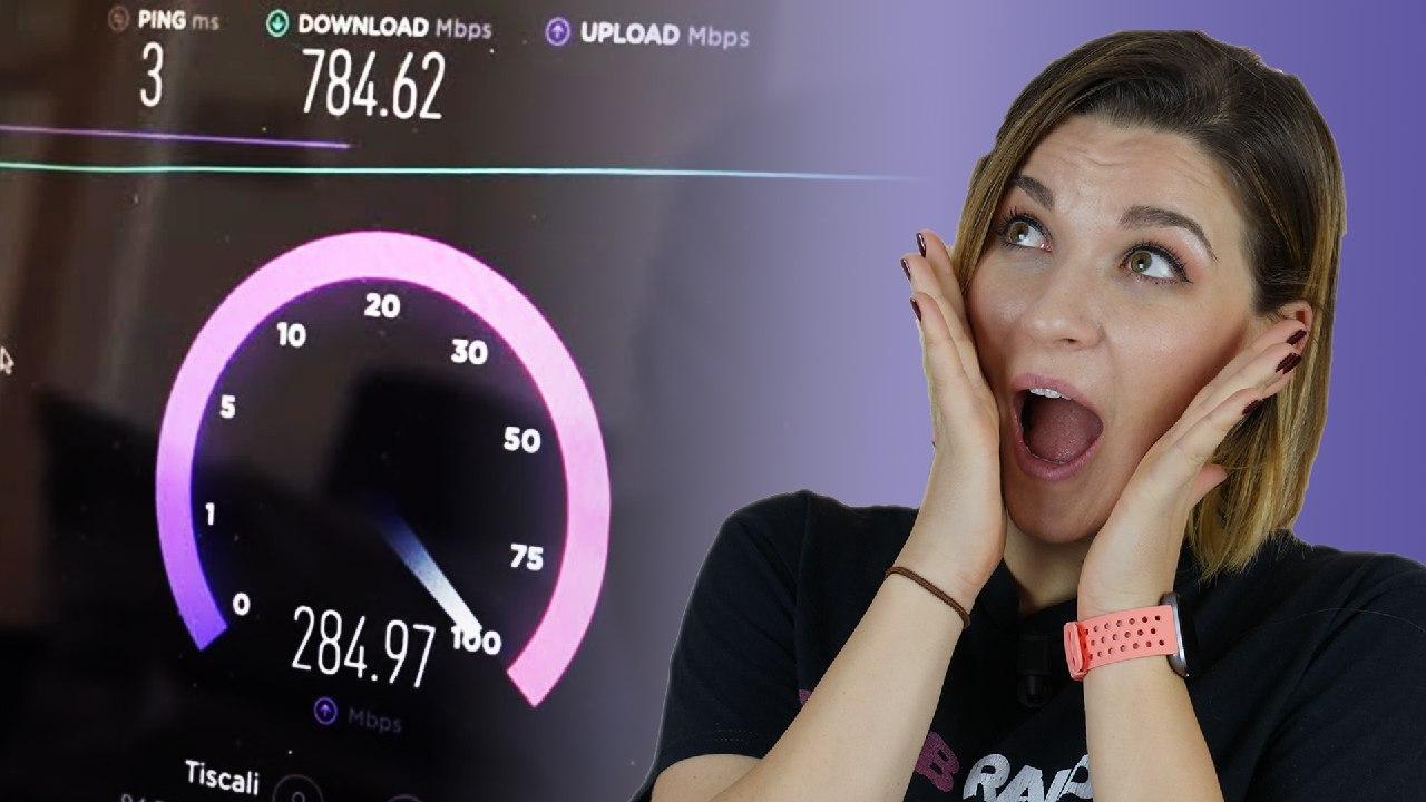Abbiamo provato Tiscali Ultrainternet Fibra: tutto quello che dovete sapere thumbnail