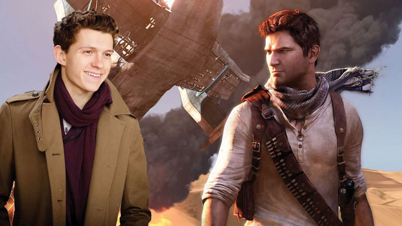 Tom Holland pubblica foto e video dal set del film di Uncharted thumbnail