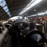 Train stories museo
