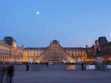 Una notte al Louvre Leonardo Da Vinci documentario