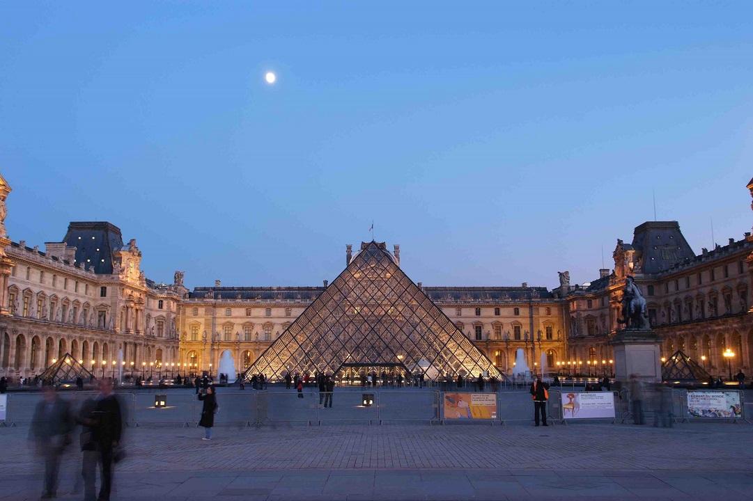 Una notte al Louvre, Leonardo Da Vinci: il documentario arriva al cinema thumbnail